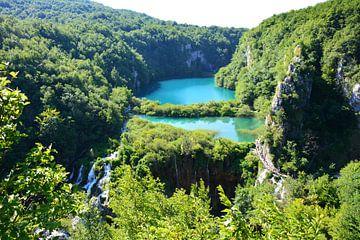 Plitvice meren Nationaal Park Kroatië van My Footprints
