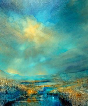 Sunshine valley von Annette Schmucker