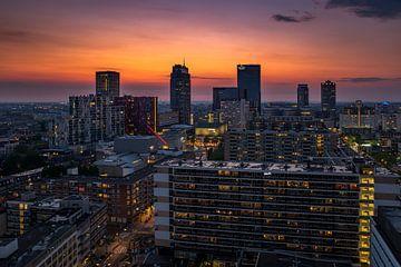 Le Centre-ville de Rotterdam sur MS Fotografie | Marc van der Stelt