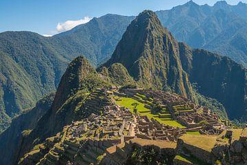 Machu Picchu von Peter Apers