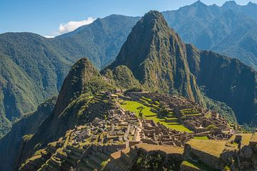 Machu Picchu sur Peter Apers