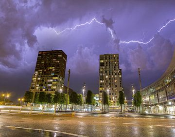 Onweer, Zoetermeer van Sander Meertins