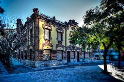 La fàbrica del sol -  Barcelona