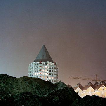 Rotterdam bei Nacht von Raoul Suermondt
