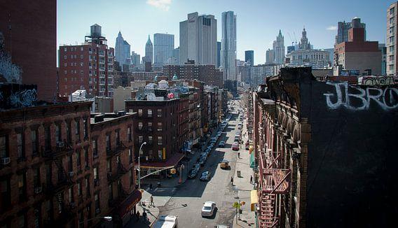 This is also NYC van Maarten De Wispelaere