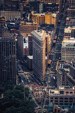 Flat Iron Building van Joris Pannemans - Loris Photography