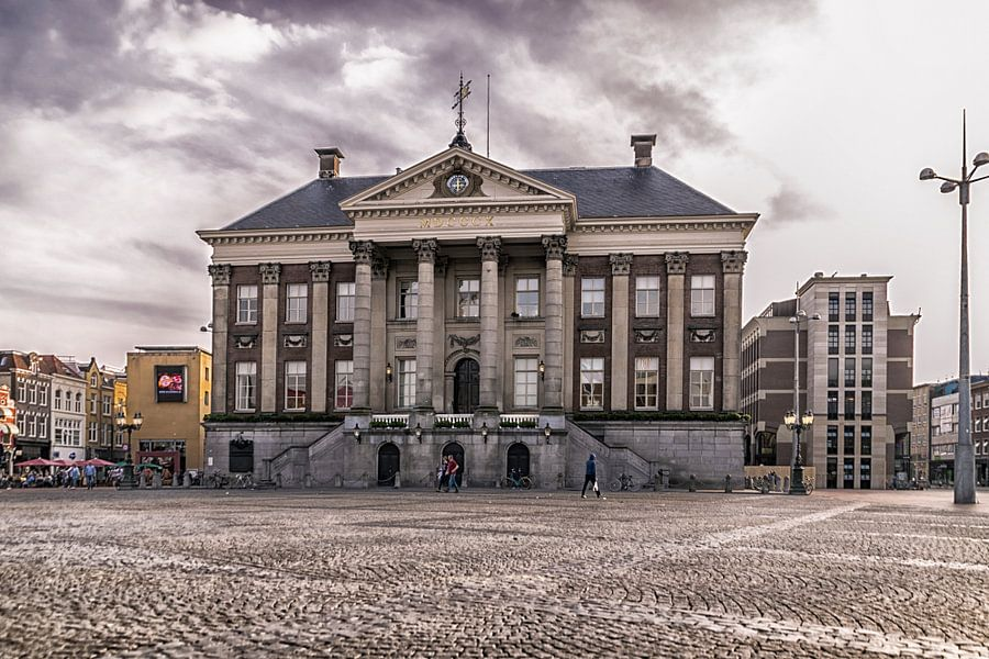 Gemeentehuis Groningen van Harry Stok