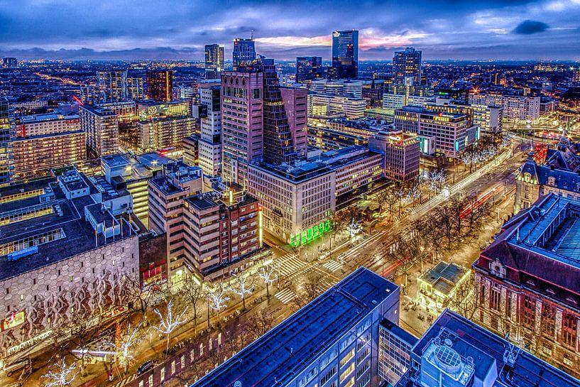 Inna City van Marcel Moonen Visuals