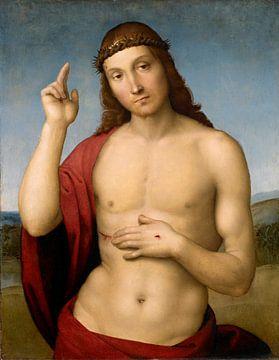 Christus Segen, Rafaël