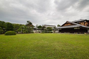 Tempelcomplex in Japan van Marcel Alsemgeest