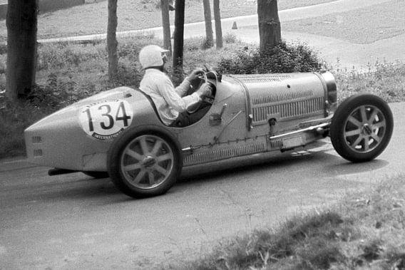 1924 - Bugatti type 35 von Aad Windig