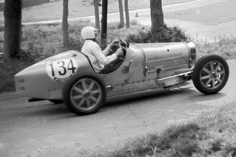 1924 - Bugatti type 35 van Timeview Vintage Images