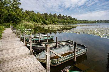 Ruderboote Kolkven Oisterwijk von Carin IJpelaar