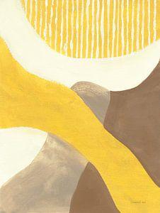Retro Abstract VI, Danhui Nai