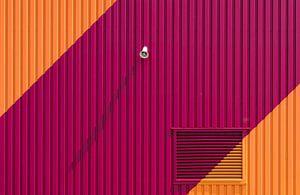 Oranje hoeken