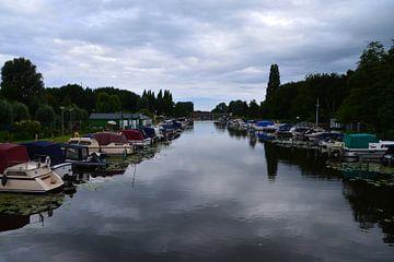 Twee jachthavens in Vlaardingen van FotoGraaG Hanneke