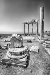 Overblijfselen van de Tempel van