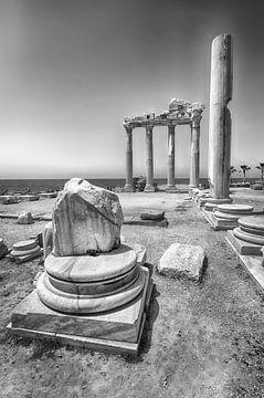 Überreste des Tempels von Mark Bolijn