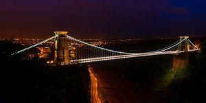 Clifton Suspension Bridge de Brunel sur