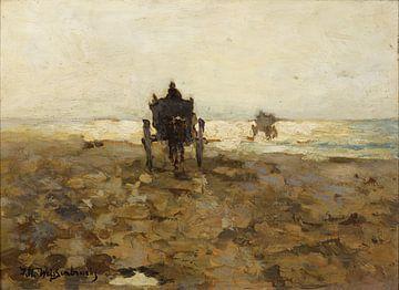 Muschelwagen, Johannes Hendrik Weissenbruch