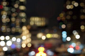 Bokeh Rotterdam 1 von Andrew Chang