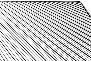 Field of lines.