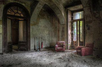 Wohnzimmer von Perry Wiertz