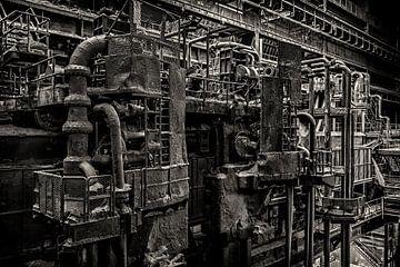 Staal fabriek von Roel Boom