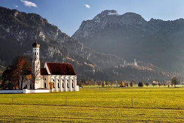 St. Coloman im Allgäu von Dirk Rüter