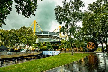 Signal Iduna Westfalenstadion BVB 5 van Johnny Flash