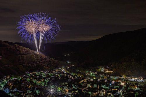 Feuerwerk van