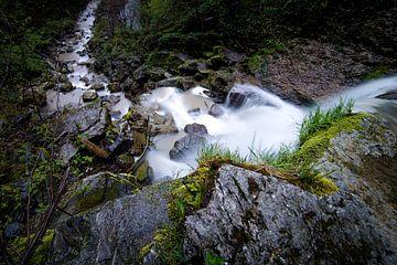 Wasserfall sur Severin Pomsel