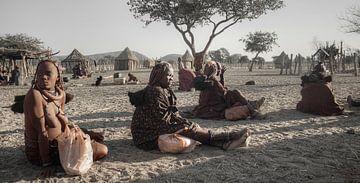 Himba Ladies van BL Photography