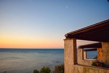 Mediterraanse zonsopkomst von Sjoerd Feenstra