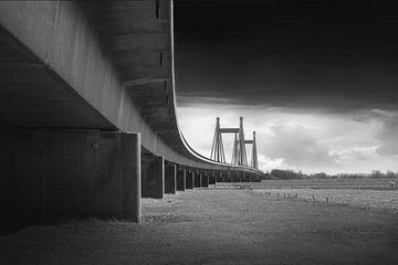 Pont Prince Willem-Alexander sur Arjen Roos