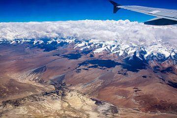 Op weg naar de Himalaya, van Tibet naar Nepal van Rietje Bulthuis