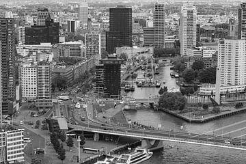 Rotterdam oude haven van Arie Jan van Termeij