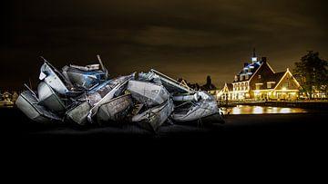Weit entfernte Schiffe von Vincent Snoek