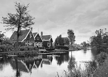 Altniederländische Landschaft von Elles Rijsdijk
