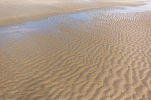 Zandpatronen van