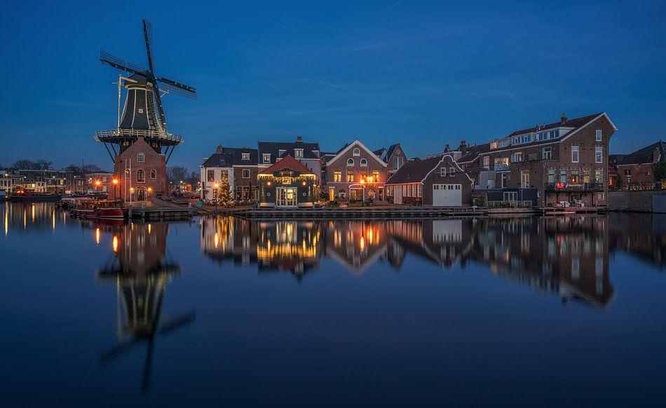 Molen De Adriaan , Haarlem van Reinier Snijders