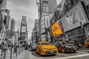 Times Square New York van Rene Ladenius