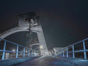 driel by night von Jesse Wilhelm