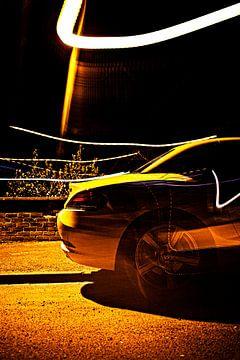 BMW Z4 Cabrio van Merlijn Viersma