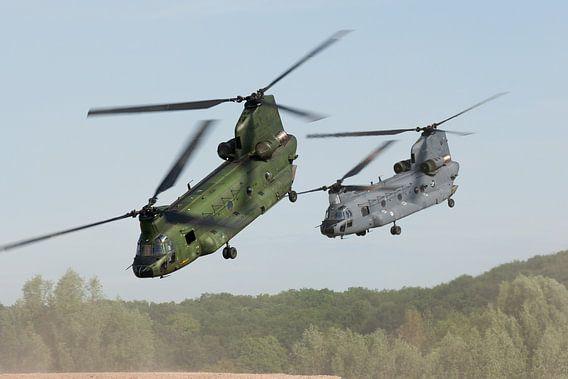 Koninklijke Luchtmacht CH-47 Chinook