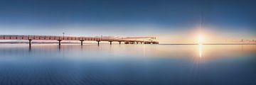 Sommerliche Ostsee bei Scharbeutz und Timmendorfer Strand von Voss Fine Art Photography