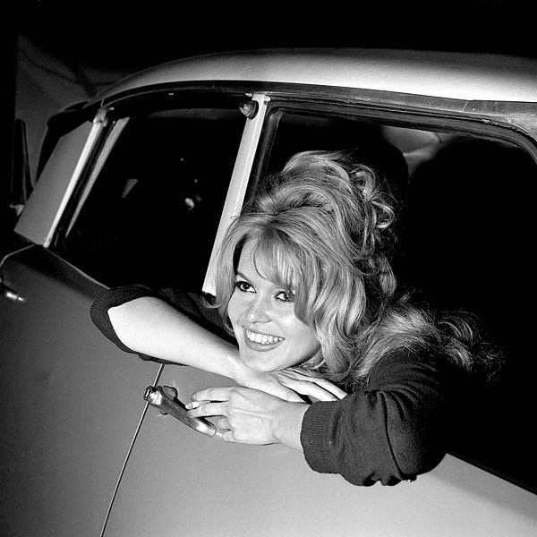Brigitte Bardot (1960) van Bridgeman Images