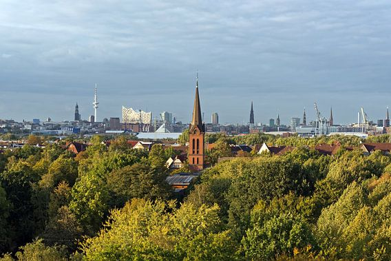 Hamburg im Grünen