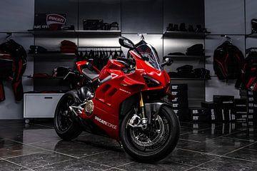 Ducati Panigale V4S von Bas Fransen