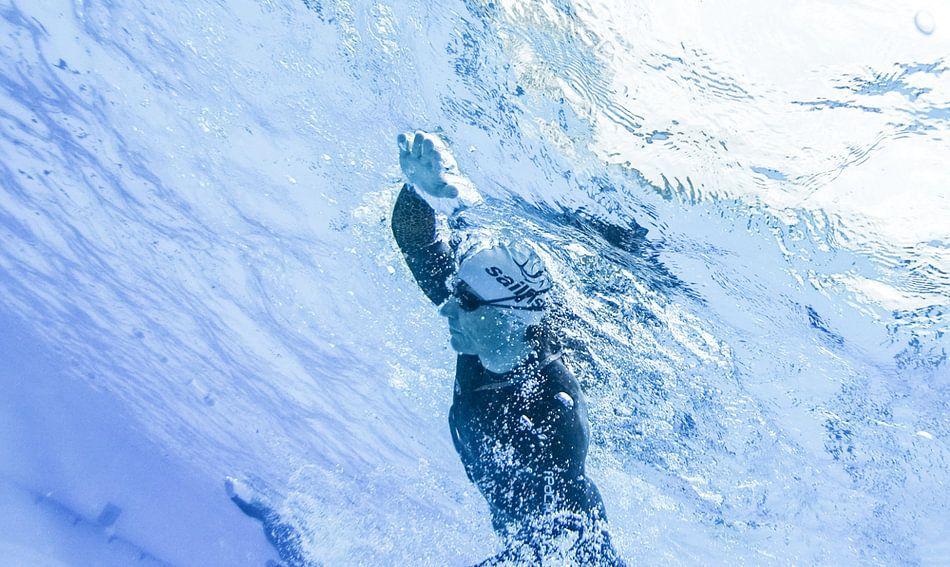Triathlon van Marco Bakker